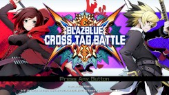 Скриншот: BlazBlue: Cross Tag Battle - 0