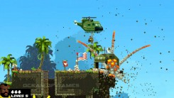 Скриншот: Broforce - 4
