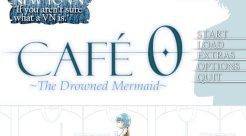 Скриншот: CAFE 0 The Drowned Mermaid - 1