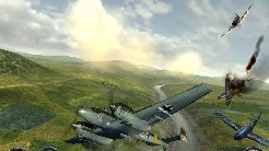 Скриншот: Combat Wings: Battle of Britain - 2