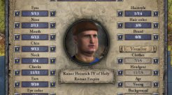 Скриншот: DLC - Crusader Kings II: Ruler Designer - 0
