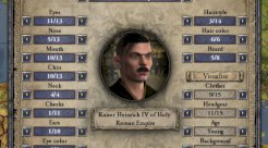 Скриншот: DLC - Crusader Kings II: Ruler Designer - 1