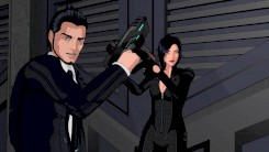 Скриншот: Fear Effect Sedna - 3