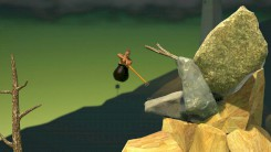 Скриншот: Getting Over It with Bennett Foddy - 0