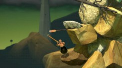 Скриншот: Getting Over It with Bennett Foddy - 1