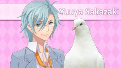 Скриншот: Hatoful Boyfriend - 1
