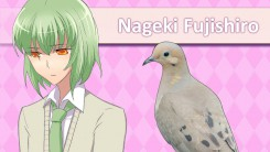 Скриншот: Hatoful Boyfriend - 3