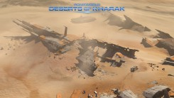 Скриншот: Homeworld: Deserts of Kharak - 1