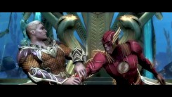 Скриншот: Injustice: Gods Among Us Ultimate - 2