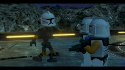Скриншот: LEGO Star Wars III - The Clone Wars - 0
