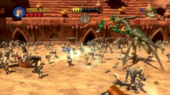 Скриншот: LEGO Star Wars III - The Clone Wars - 3