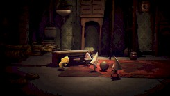 Скриншот: Little Nightmares - 1