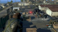 Скриншот: METAL GEAR SOLID V: GROUND ZEROES - 0