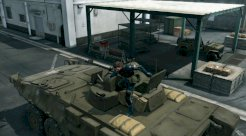 Скриншот: METAL GEAR SOLID V: GROUND ZEROES - 1