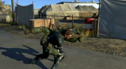 Скриншот: METAL GEAR SOLID V: GROUND ZEROES - 3