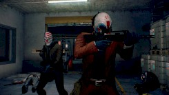 Скриншот: PAYDAY 2: Dragan Character Pack - 2