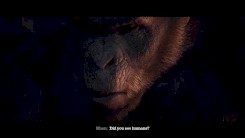 Скриншот: Planet of the Apes: Last Frontier - 1