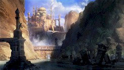 Скриншот: Prince of Persia: The Forgotten Sands - 3
