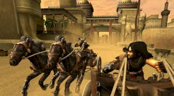 Скриншот: Prince of Persia: The Two Thrones - 2