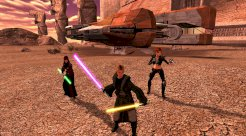 Скриншот: STAR WARS Knights of the Old Republic II - The Sith Lords - 0