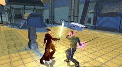 Скриншот: STAR WARS Knights of the Old Republic II - The Sith Lords - 2