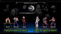 Скриншот: THE KING OF FIGHTERS XIII STEAM EDITION - 1