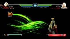 Скриншот: THE KING OF FIGHTERS XIII STEAM EDITION - 2