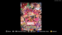 Скриншот: ULTIMATE MARVEL VS. CAPCOM 3 - 2