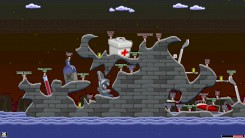 Скриншот: Worms World Party Remastered - 0